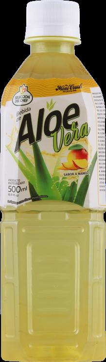 Aloe vera drink Peach flavor