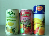 Canned Juice various flavors
